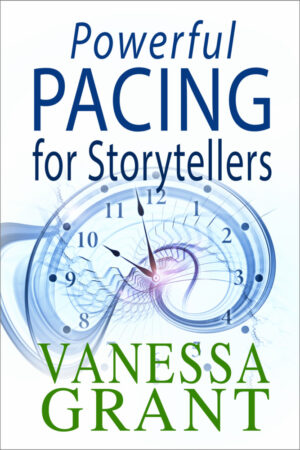 Powerful Pacing for Storytellers - book cover