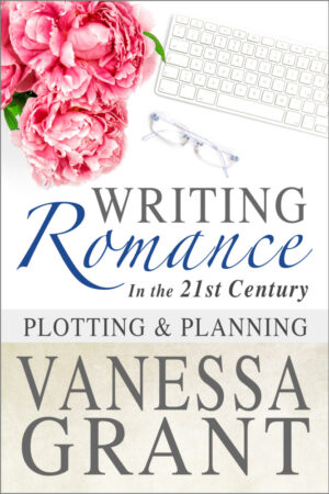 Writing Romance in the 21st Century - Book Cover